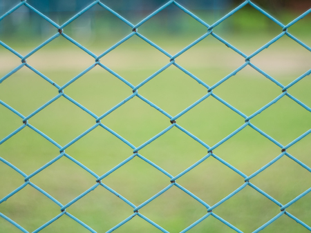 chainlink: Seamless Chainlink Fence as background