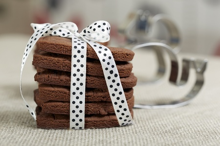 the cochlea: delicious chocolate cookies