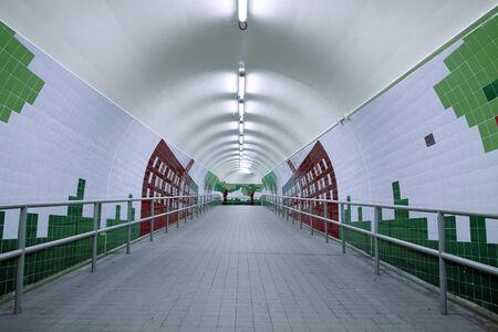subway entrance: Subway entrance in Hong Kong.
