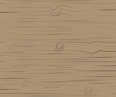 Wooden background. Boards. A piece of interior. Vector.