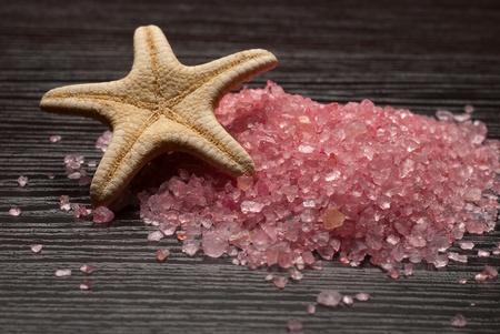 seastar: Sea-star and aromatic salt