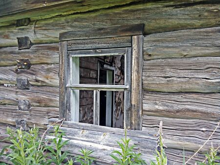 window in an old house 스톡 콘텐츠 - 138473867