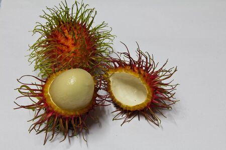 Asian fruit. Stock Photo