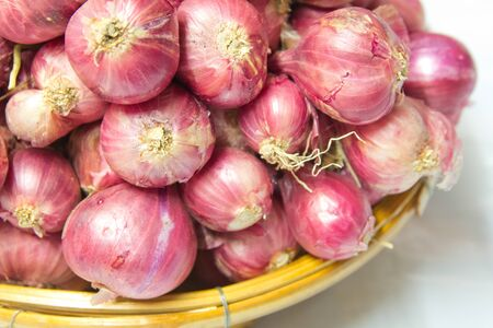 Red onion is  photo