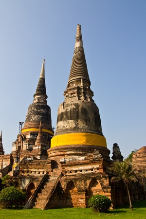Pagoda of Thai temple in Thailand Stock Photo - 12851344