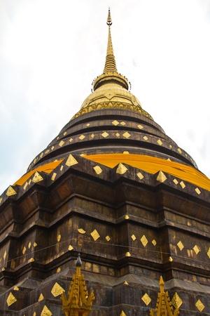 North Temple Pagoda, Lampang, Thailand Stock Photo - 13067042