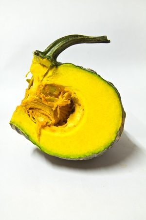 yellow pumpkin vegetable