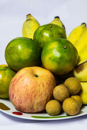 Fruits of various kinds