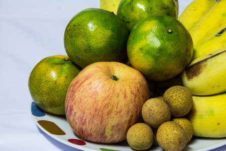 The fruit of various kinds
