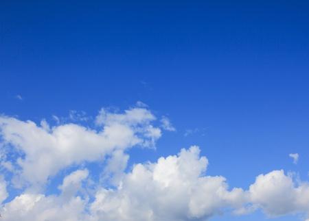 beautiful clouds in sky