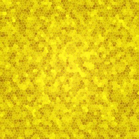 Heldere gele kleurrijke achtergronden ontwerp, geometrische elementen voor webdesign of structuur voor het bureaublad, voor alle kansen Stockfoto