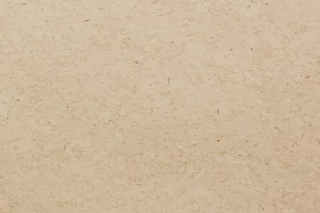Paper texture, brown paper sheet Illustration