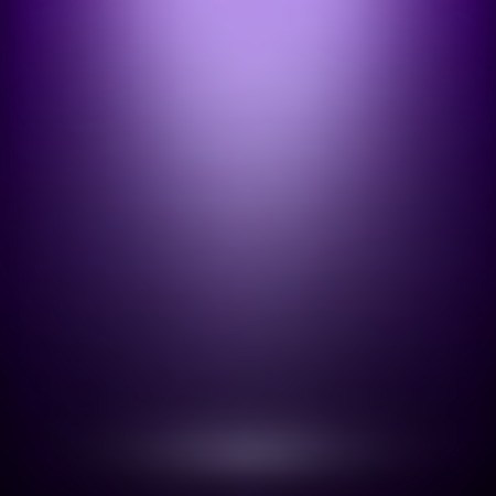 product display: Abstract purple gradient background. Used as background for product display - Vector