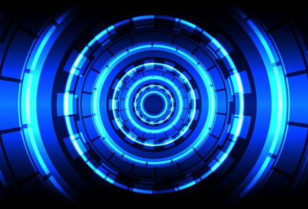 hi speed: Abstract technology background, hi speed internet technology background, communication concept - Vector