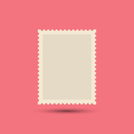 indent: Postage stamp icon