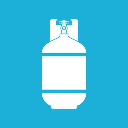 fillup: Gas bottle icon