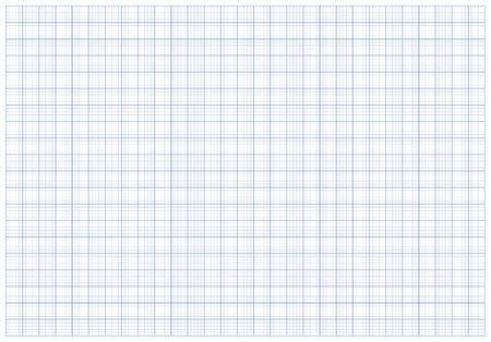 plotting: Blue plotting graph grid paper background
