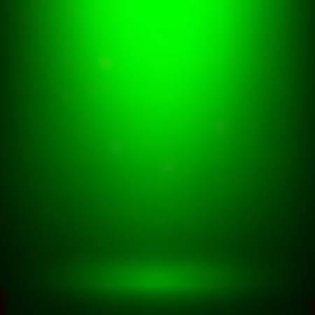 product display: Abstract green gradient. Used as background for product display. Vector illustration. Illustration