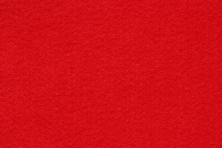 Red felt texture background Stock Photo