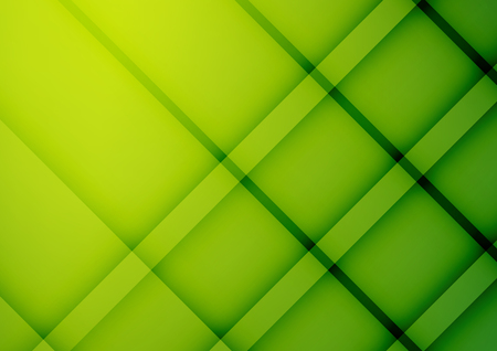 Green geometric vector background, can be used for cover design, poster, advertising