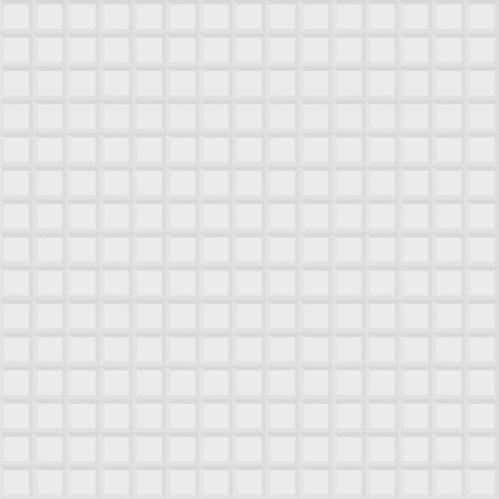 White mosaic background. Vector illustration eps 10.