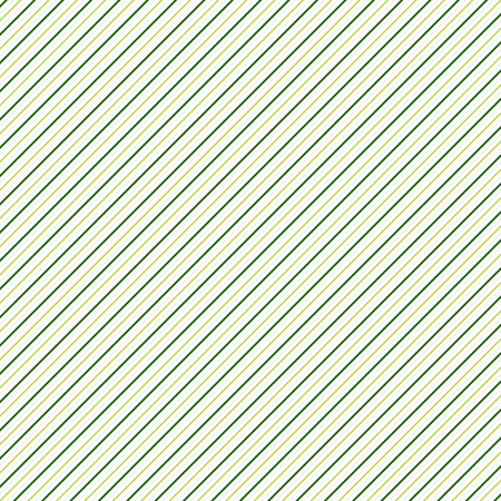 Green diagonal lines pattern background Ilustrace