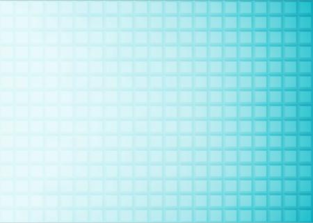 Blue mosaic background Ilustração