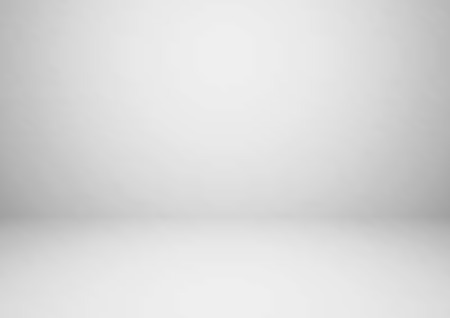 Empty gray studio room vector background. Can be used for display or montage your products Ilustrace