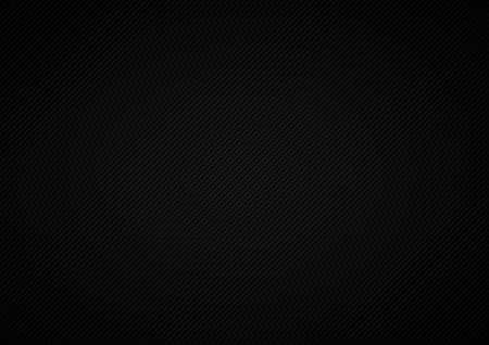 Abstract black vector background with stripes Ilustração
