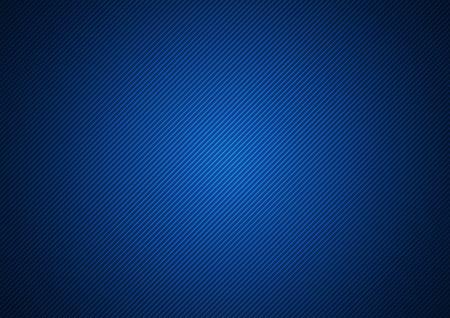 Abstrakter blauer Vektorhintergrund mit Streifen