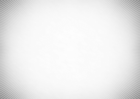 Bright gray and white rays vector background
