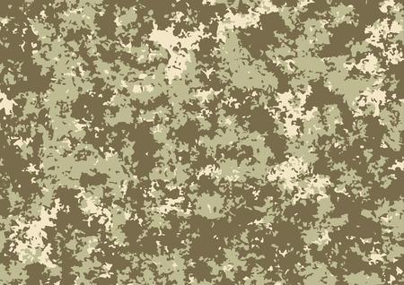 Impression de fond de camouflage. Illustration vectorielle eps 10 Vecteurs