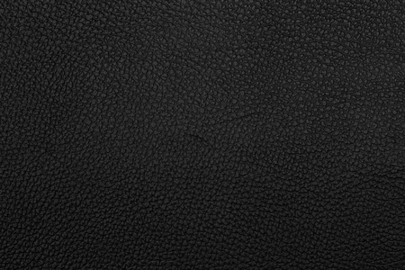 Black leather texture background Фото со стока