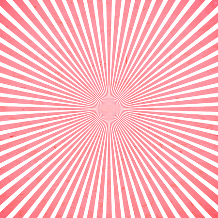 Bright pink rays background