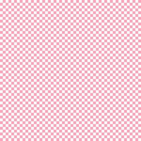 Pink chessboard vector background Stock Illustratie