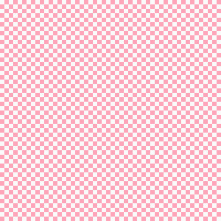 Pink chessboard vector background Illustration