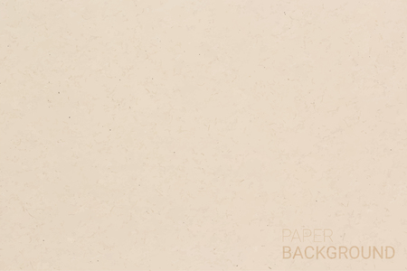 Brown paper texture background, Vector illustration eps 10