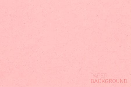 Pink paper texture background, Vector illustration