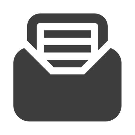 Email icon 矢量图像