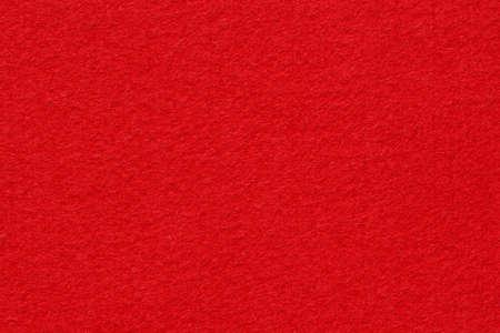 Red felt texture background Standard-Bild - 163190328