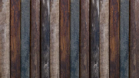 Brown wood panels texture background
