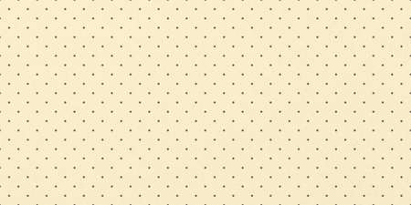 Brown wrapping paper with dot pattern background