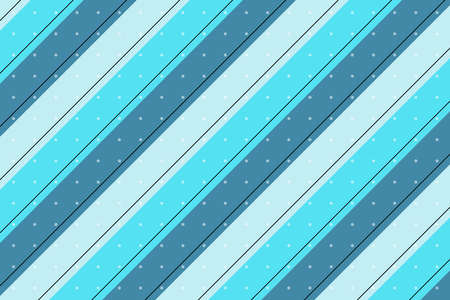 Abstract blue stripes background with dot. Design template for brochures, flyers, magazine Illustration