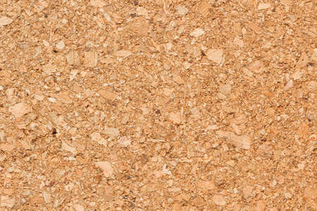 Brown cork board background texture