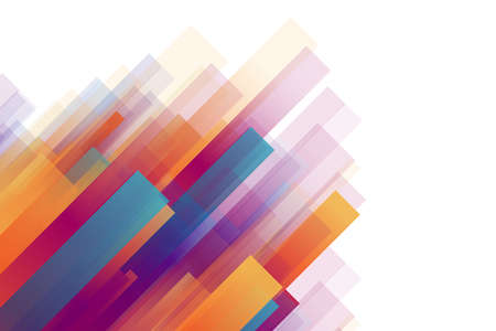 Abstract colorful geometrical background. Design template for brochures, flyers, magazine Vektoros illusztráció