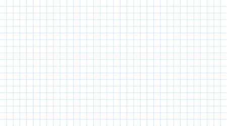 Grid paper pattern background.