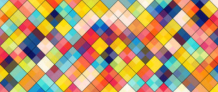 Abstract colorful geometric background. Template for brochures, flyers, magazine, banners etc Иллюстрация