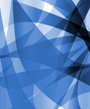 layer mask: Waves of blue light background