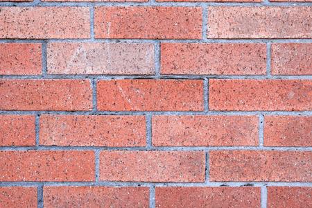rustic vintage brown brick block texture background