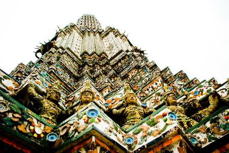 wat arun: Thailand Wat Arun  Stock Photo